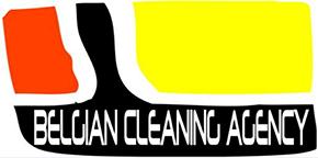 Logo de Belgian Cleaning Agency
